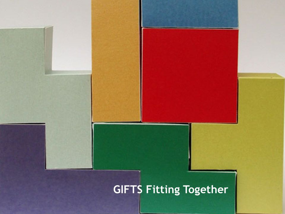 GIFTS Fitting Together