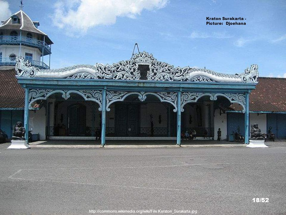 http://commons.wikimedia.org/wiki/File:Surabaya_Merlion.jpg Merlion Citra Raya, Surabaya – Picture: Denny Yuniarta 17/52