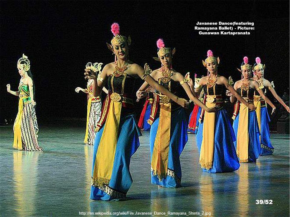 Ramayana/Shinta Dance, Solo - Picture: hubpages.com 38/52 http://s3.hubimg.com/u/3406238_f520.jpg