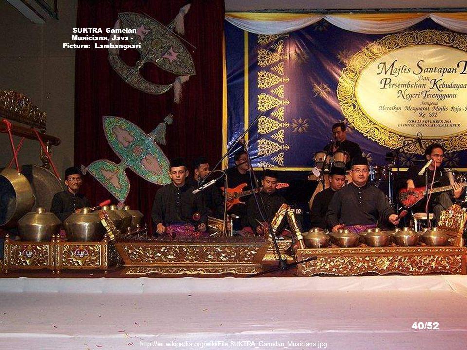 http://en.wikipedia.org/wiki/File:Javanese_Dance_Ramayana_Shinta_2.jpg Javanese Dance(featuring Ramayana Ballet) - Picture: Gunawan Kartapranata 39/52