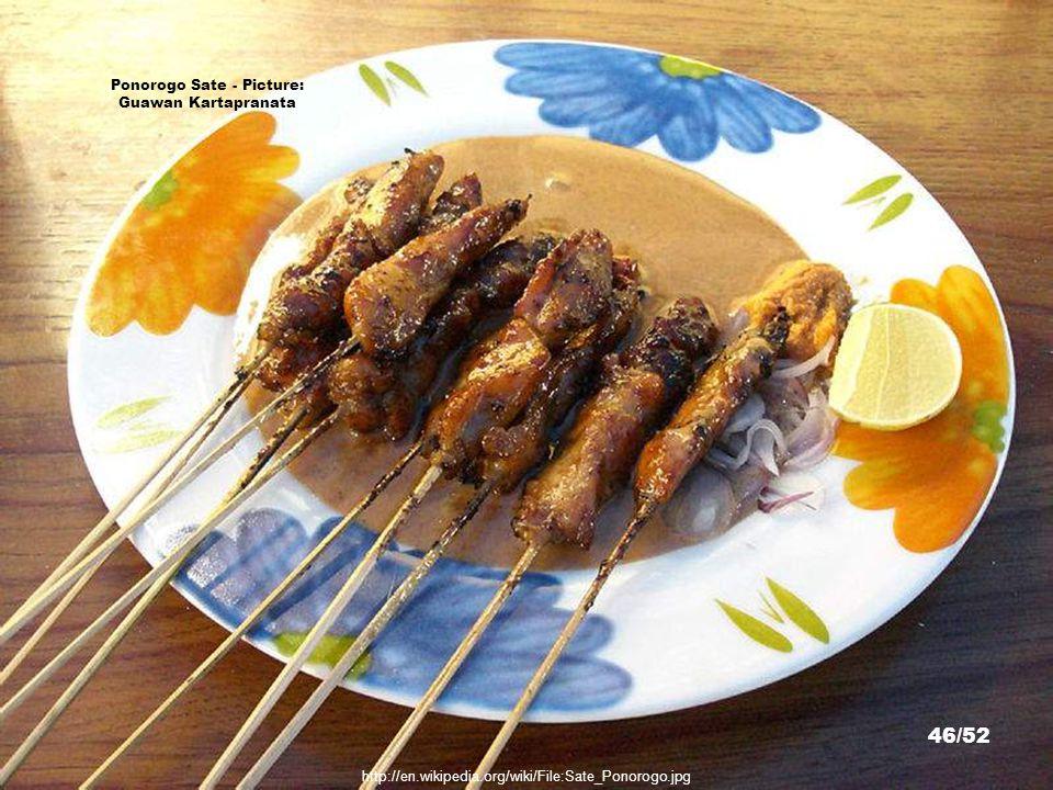 http://en.wikipedia.org/wiki/File:Nasi_Kuning_Ibu_Sulastri.jpg Nasi Kuning Ibu Sulastri, Jakarta - Picture: Gunawan Kartapranata 45/52