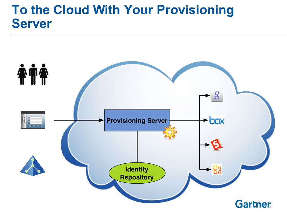 To the Cloud With Your Provisioning Server