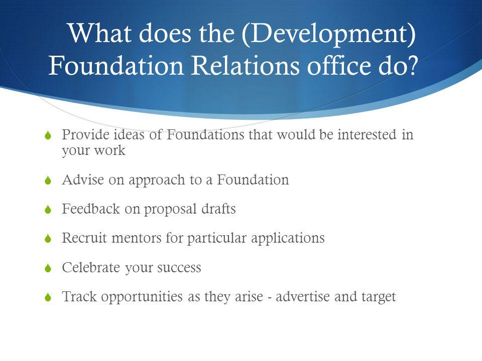 W.M. Keck Foundation Motivation  The W.M.
