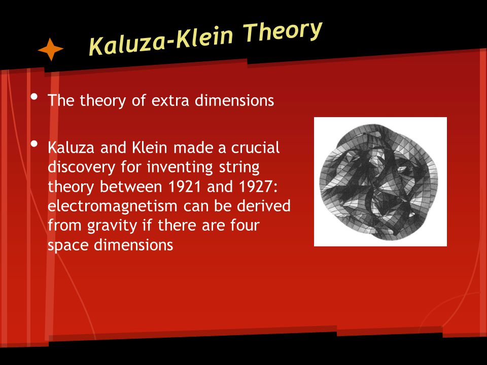 The Birth of String Theory Gabriele Veneziano, a researcher at CERN noticed that properties of strong nuclear force have in common with the Euler beta-function in 1968 Deeper research revealed that the interactions of elementary particles modeled as one–dimensional strings were described thoroughly by the Euler beta-function.