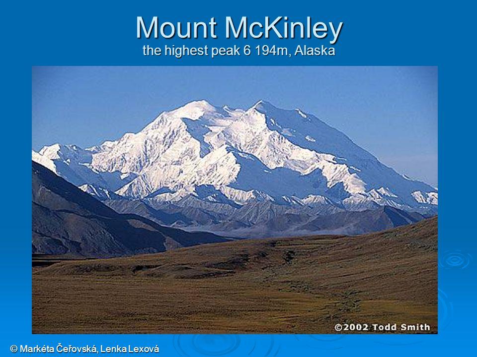 © Markéta Čeřovská, Lenka Lexová Mount McKinley the highest peak 6 194m, Alaska