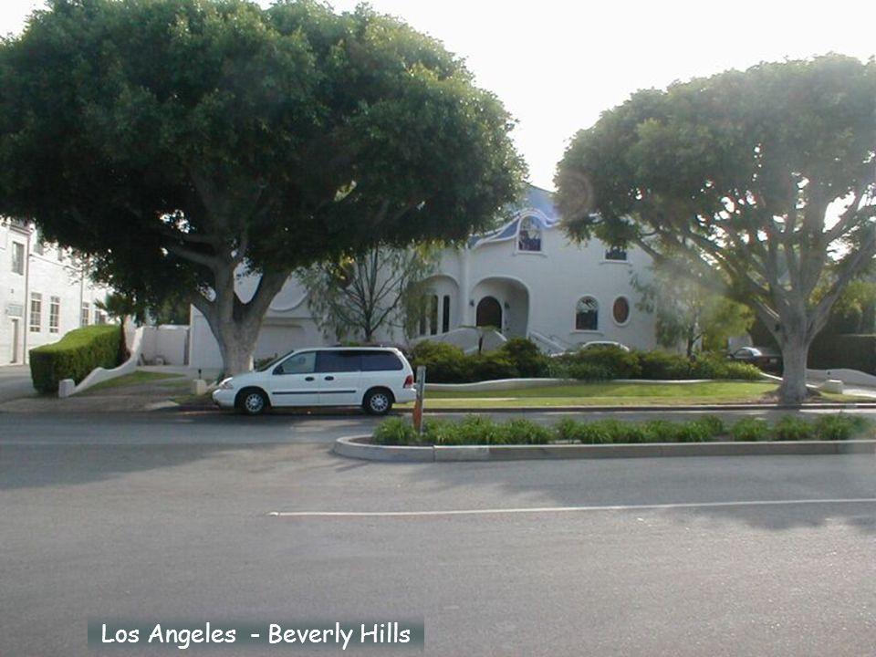 Los Angeles - Laguna Beach