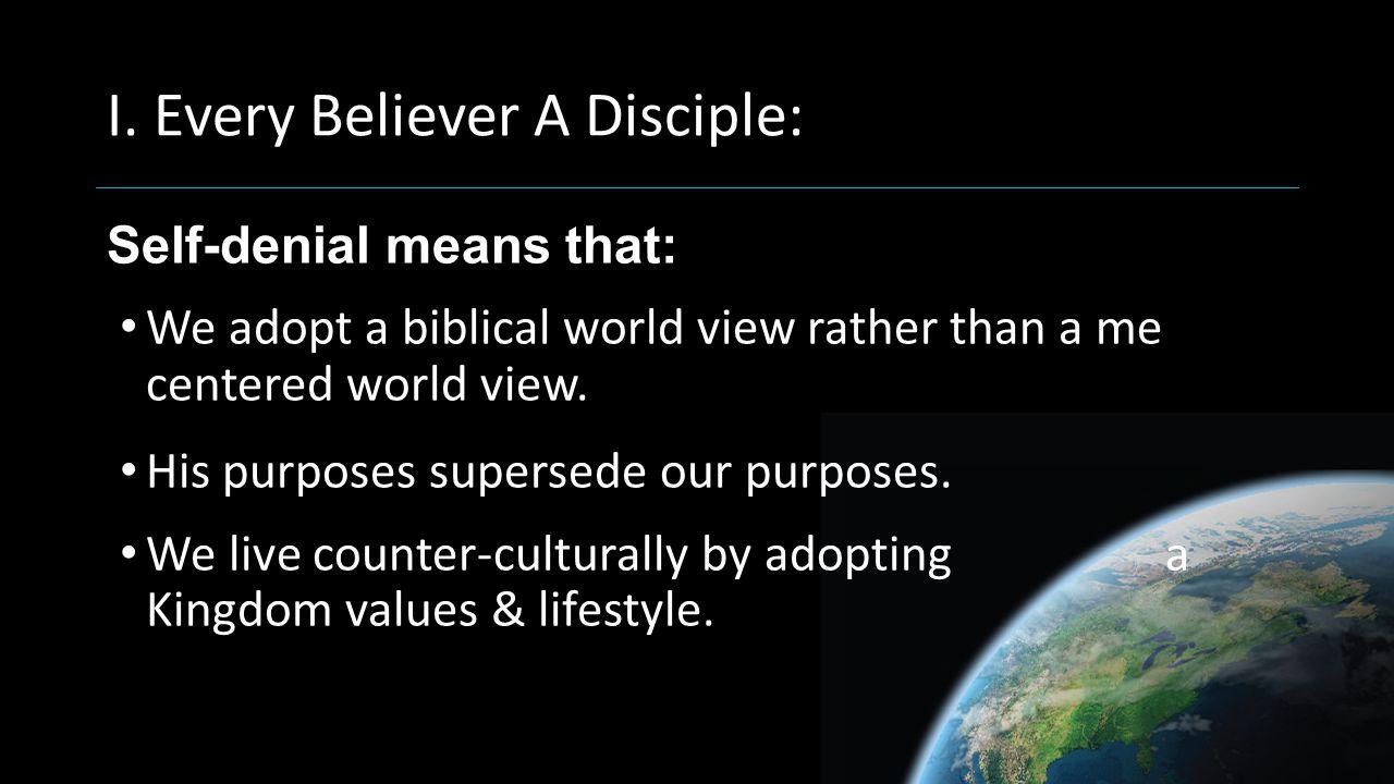III.Every Church a Disciple Making Community 9. Create an Atmosphere of Accountability 10.