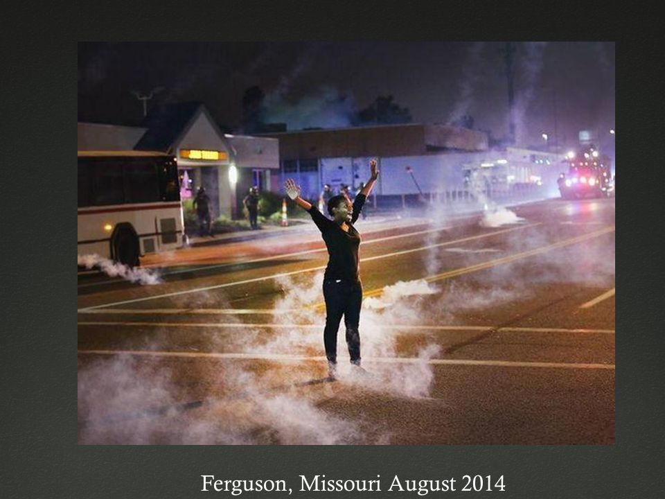 Ferguson, Missouri August 2014