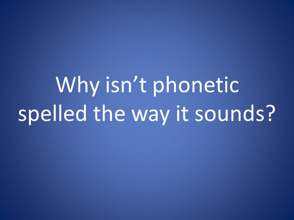 Why is it so hard to remember how to spell mnemonic?