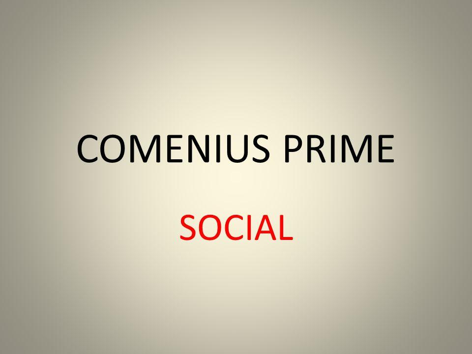COMENIUS PRIME SOCIAL