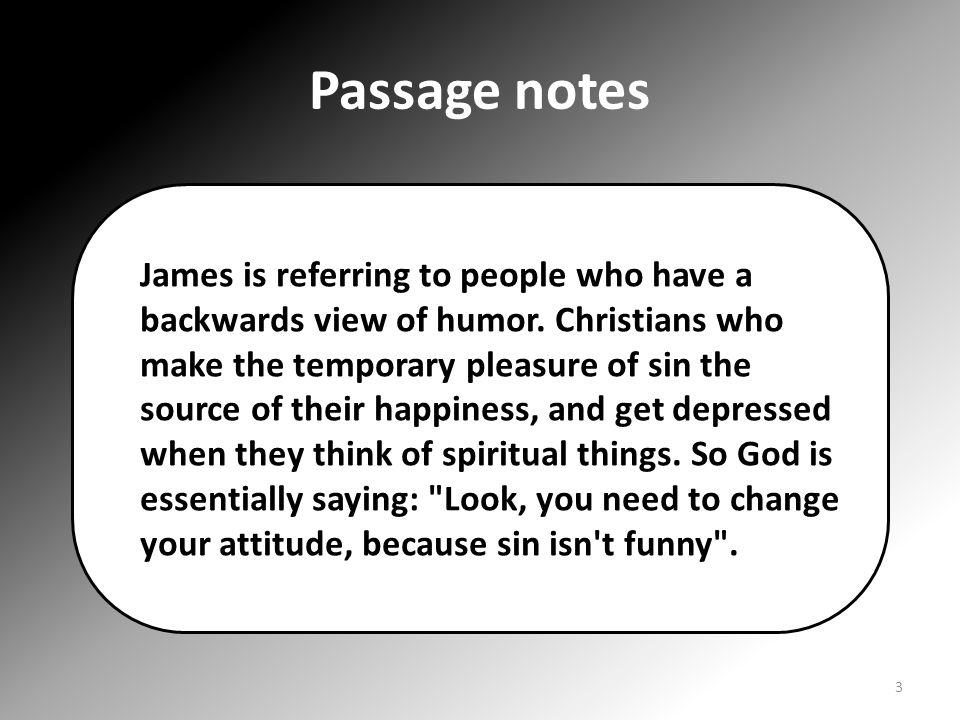 Ironies in the Church Isn t It Funny? 4