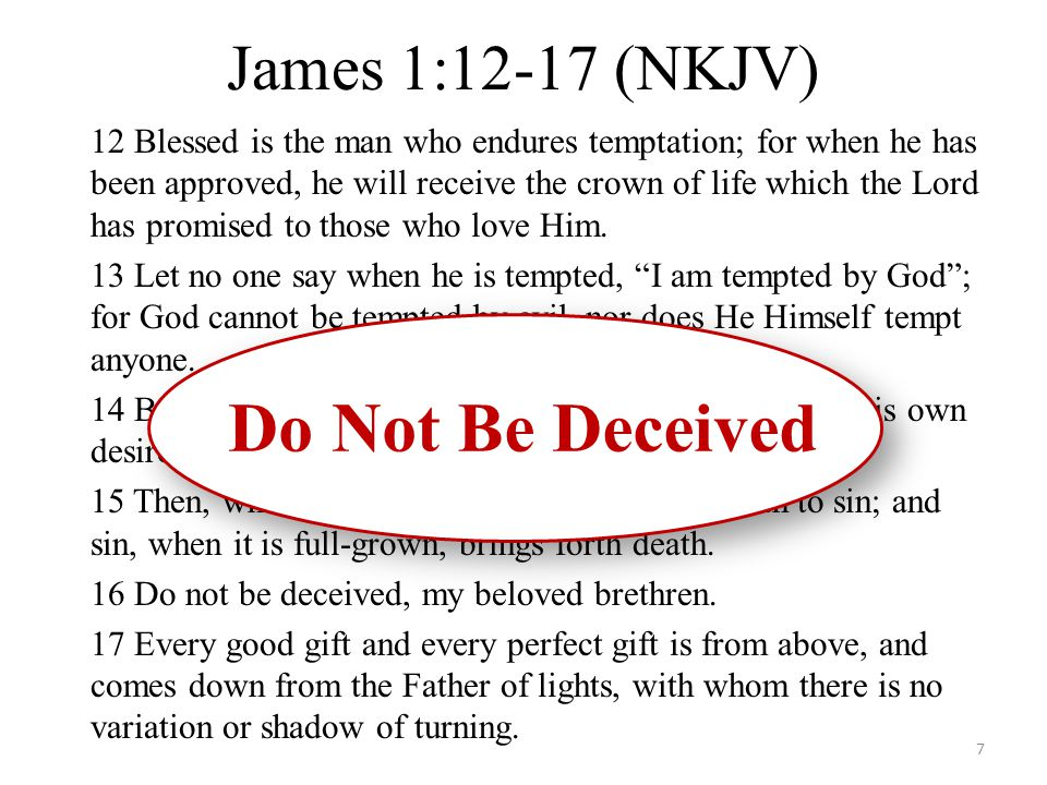 Matthew 7:3-5 (NKJV) 3 And why do you look at the speck in your brother's eye, but do not consider the plank in your own eye.