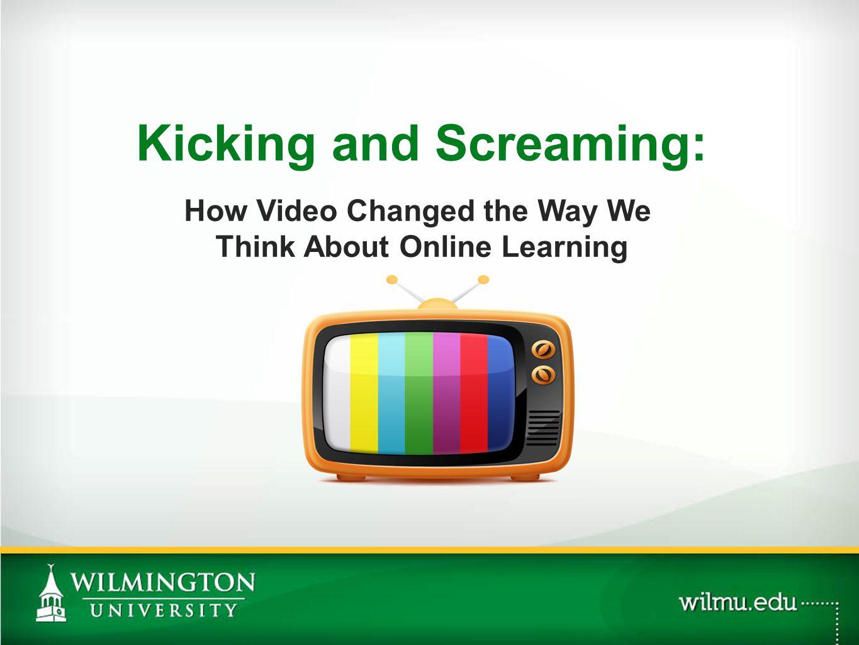 Blackboard Integration: Video Announcements PHOTO OPTION
