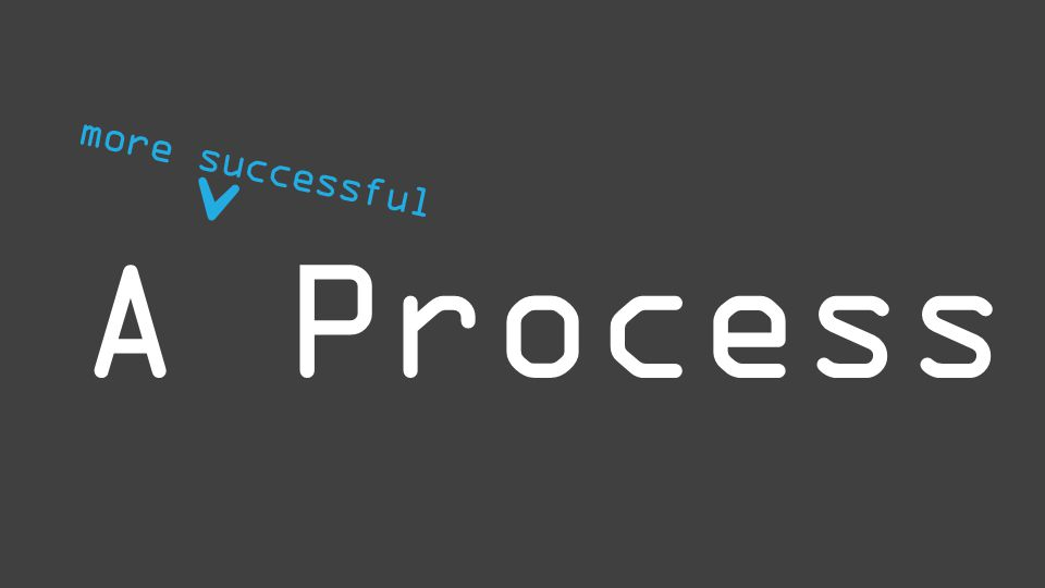A Process ^ more successful