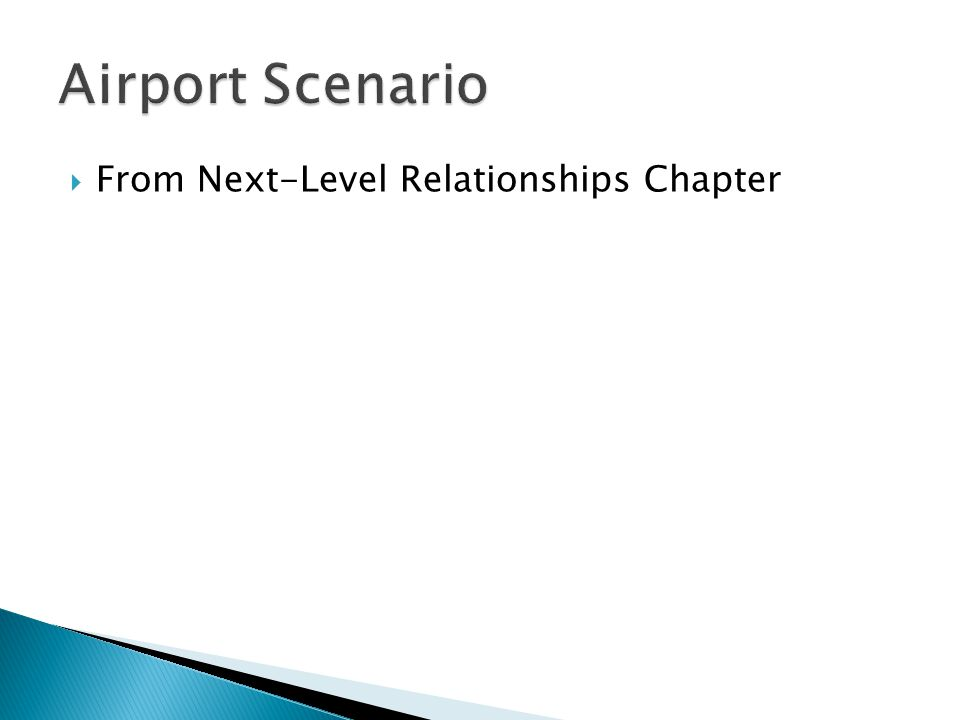 From Next-Level Relationships Chapter