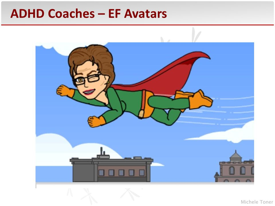 ADHD Coaches – EF Avatars