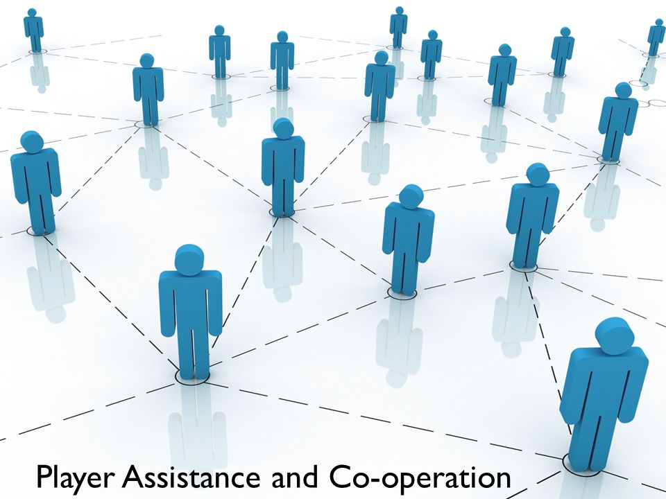 Player Assistance and Co-operation
