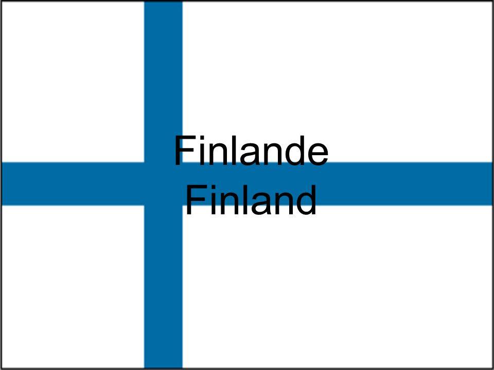 Finlande Finland
