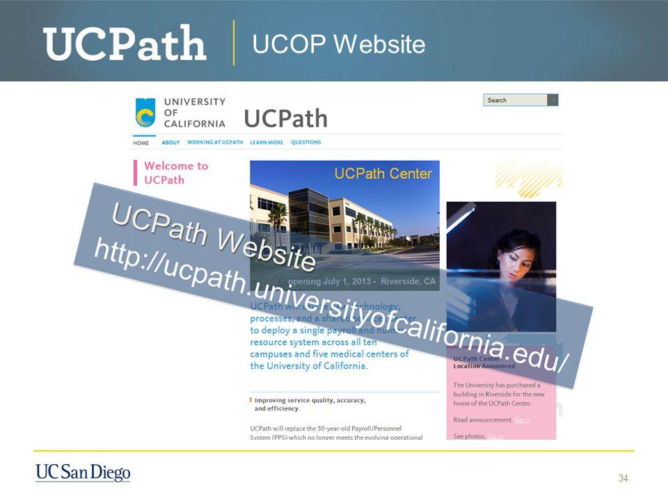 UCOP Website 34