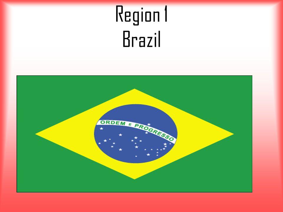 Region 1 Brazil