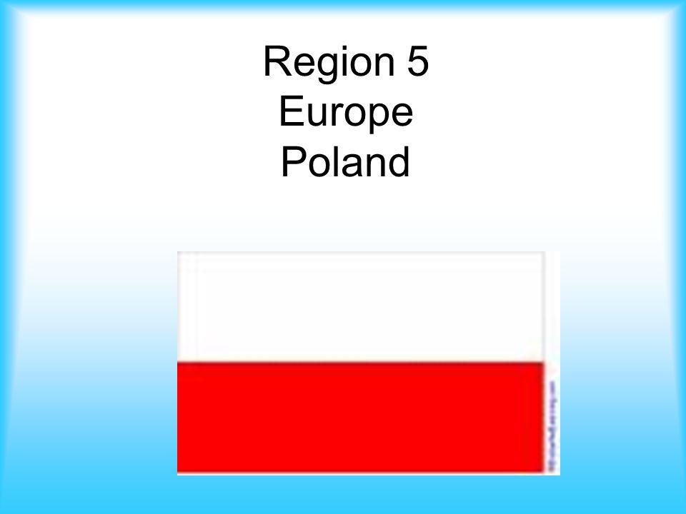 Region 5 Europe Poland