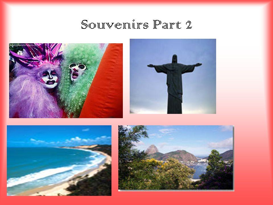 Souvenirs Part 2