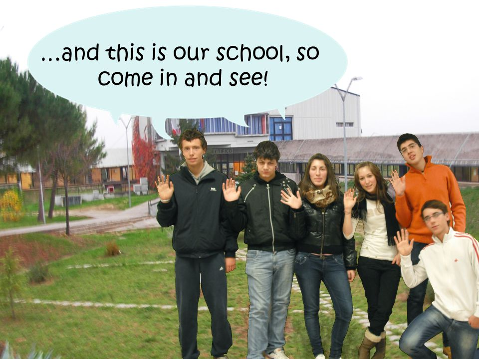 We are Nereto's students :)