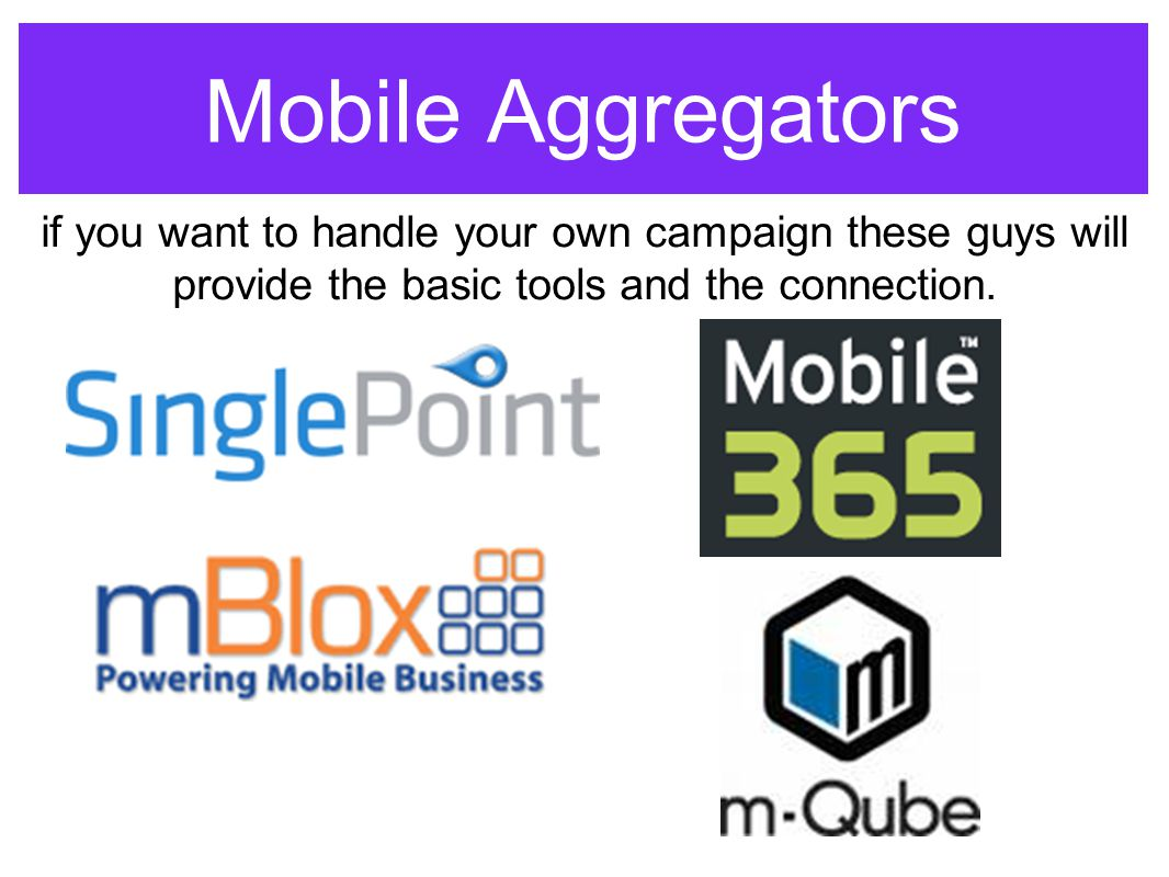 Mobile Advocacy Players (politxt) These Guys Will Help You Manage Your Campaign