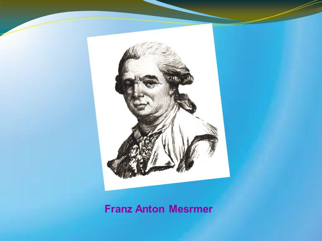 Franz Anton Mesrmer