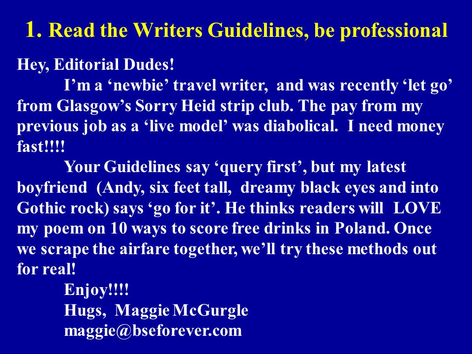 © COPYRIGHT 2009 BY AMERICAN WRITERS & ARTISTS INC.