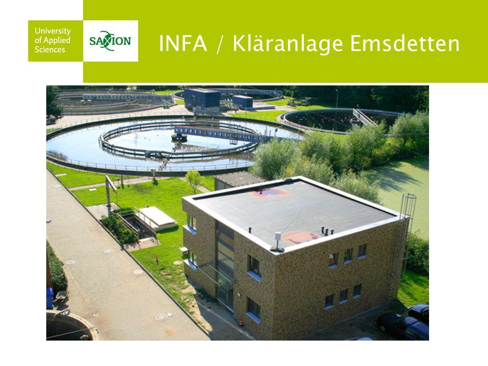 INFA / Kläranlage Emsdetten