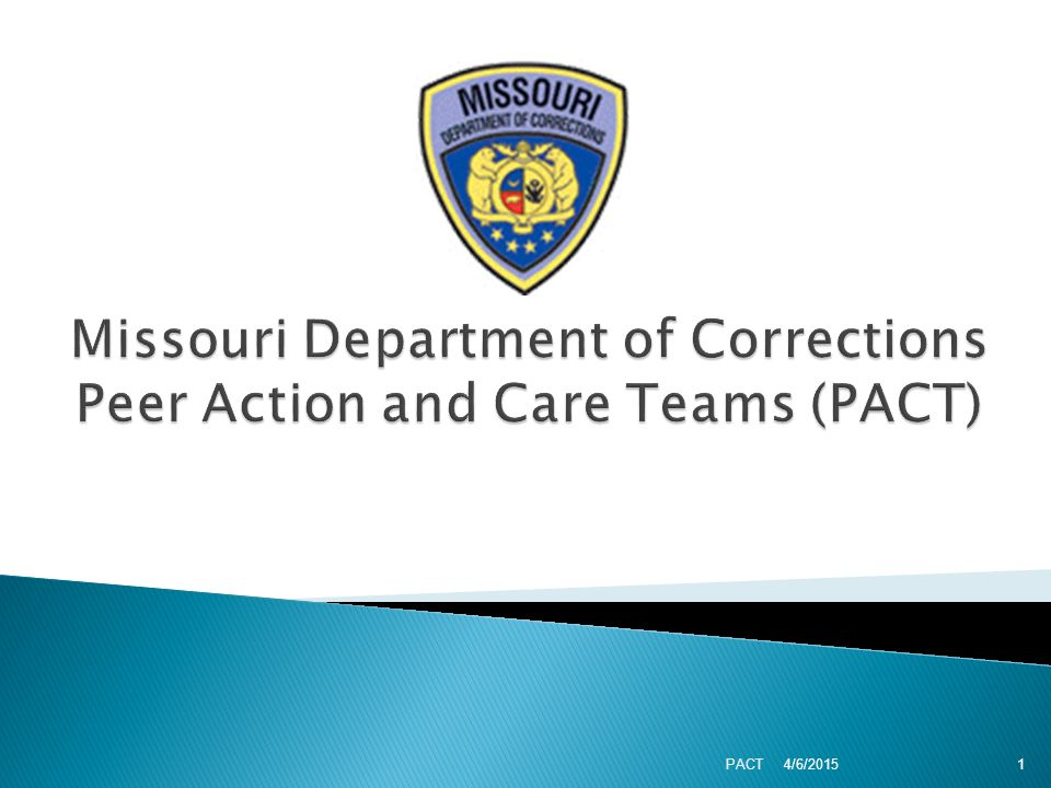 The PACT program was established to help staff remain fully productive at work and home by providing immediate support to staff in the form of information, assistance, and referrals to the Employee Assistance Program and other community resources in the aftermath of a trauma-related event.