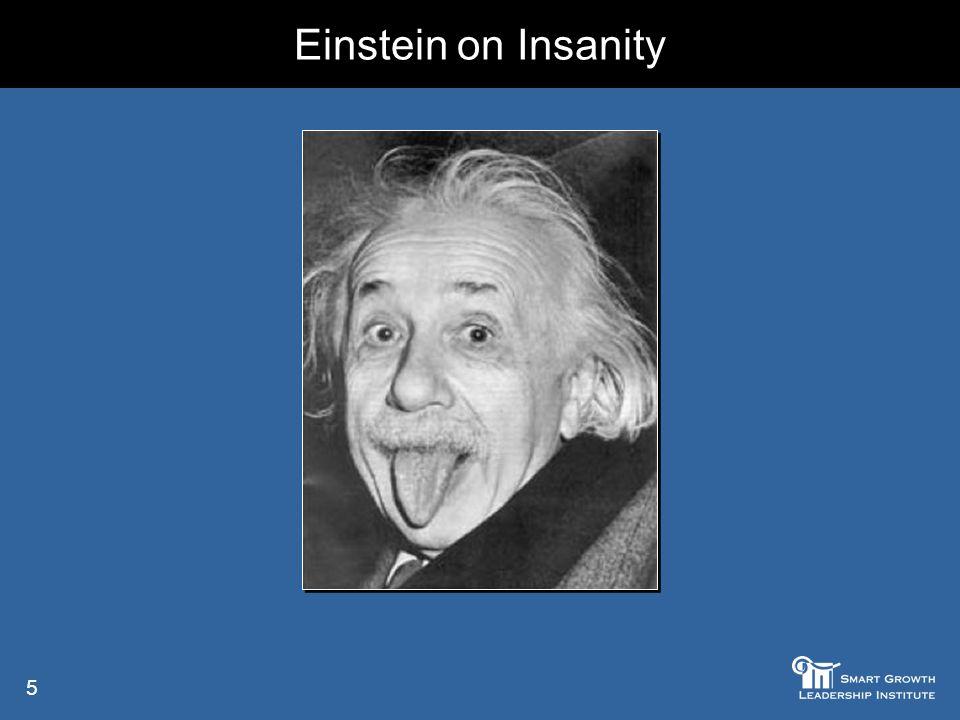 5 Einstein on Insanity