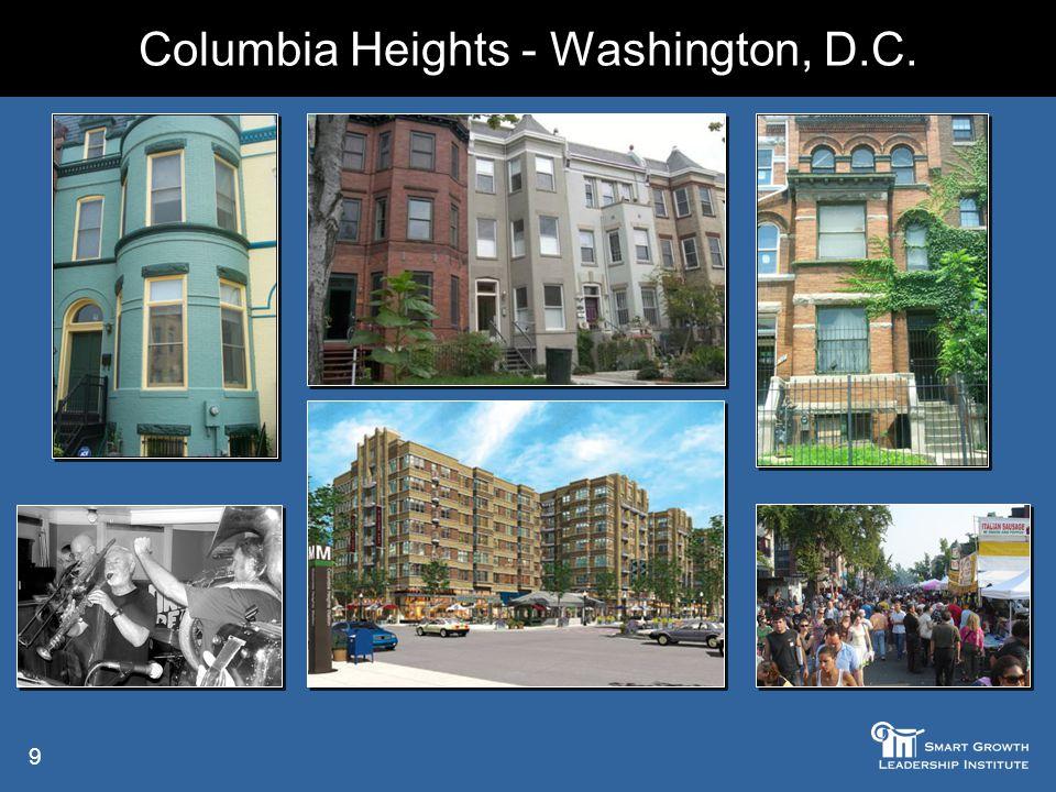 9 Columbia Heights - Washington, D.C.