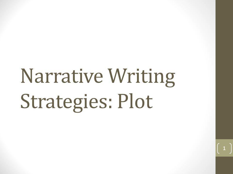 Narrative Writing Strategies: Plot 1