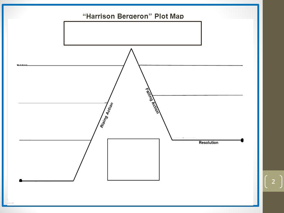 "2 ""Harrison Bergeron"" Plot Map"