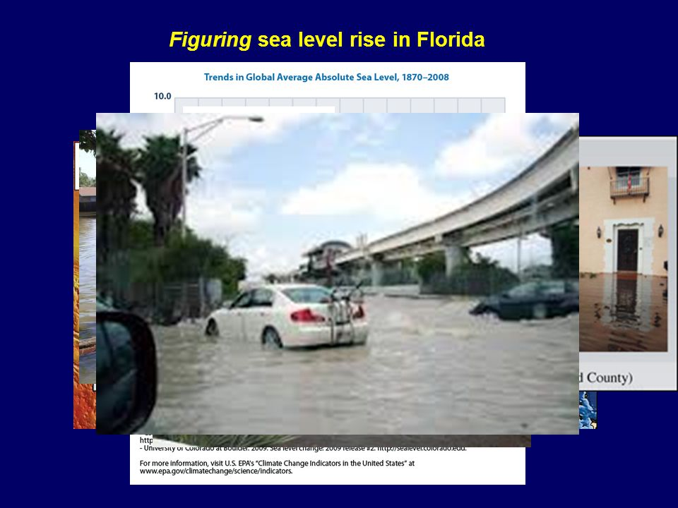 Figuring sea level rise in Florida