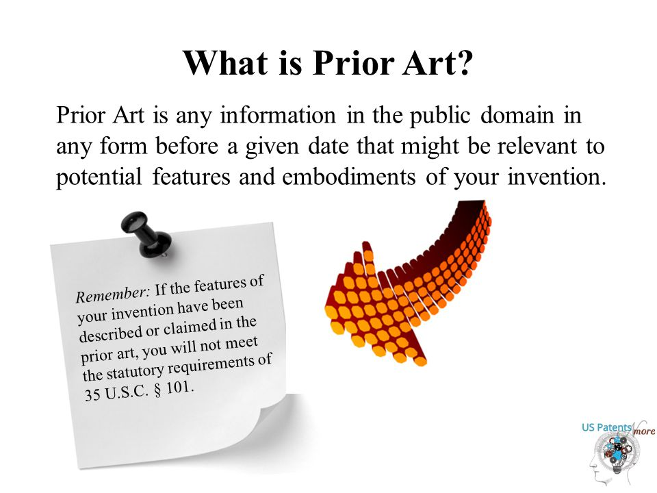 What is Prior Art.