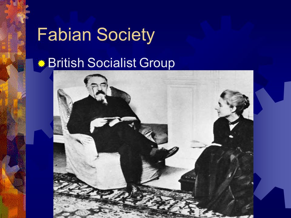 Fabian Society  British Socialist Group