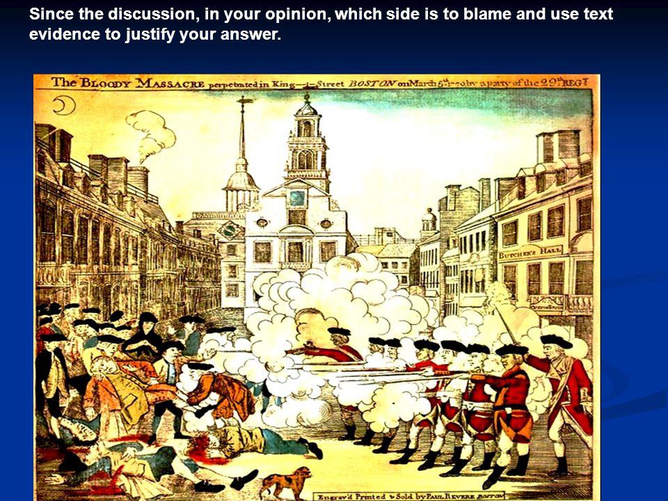 TEA ACT 1773 Gave British East India Co.