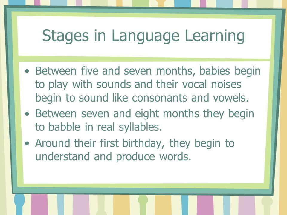 First Words Genie's first basic 'words' were monosyllabic consonant-vowel sequences.