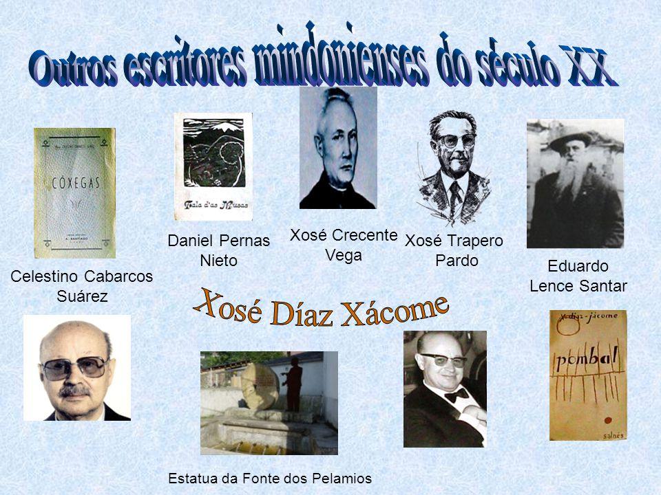 Instalados xa en pleno século XX viña ao mundo o máis importante dos escritores mindonienses, Álvaro Cunqueiro Mora (Mondoñedo, 1911- Vigo, 1981).