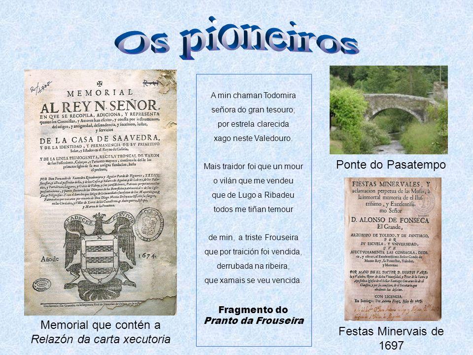 Como centro de importancia do norte galego dende hai séculos, Mondoñedo posúe distintos centros de saber nos que se atesoura boa parte do seu legado histórico e literario.