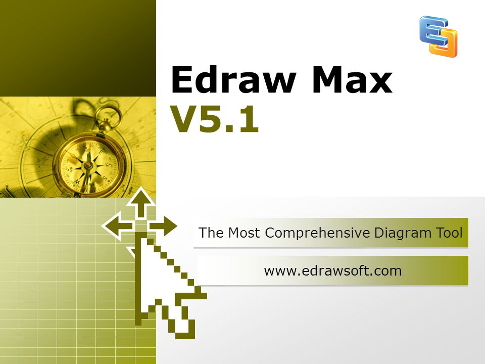 The Most Comprehensive Diagram Tool www.edrawsoft.com Edraw Max V5.1