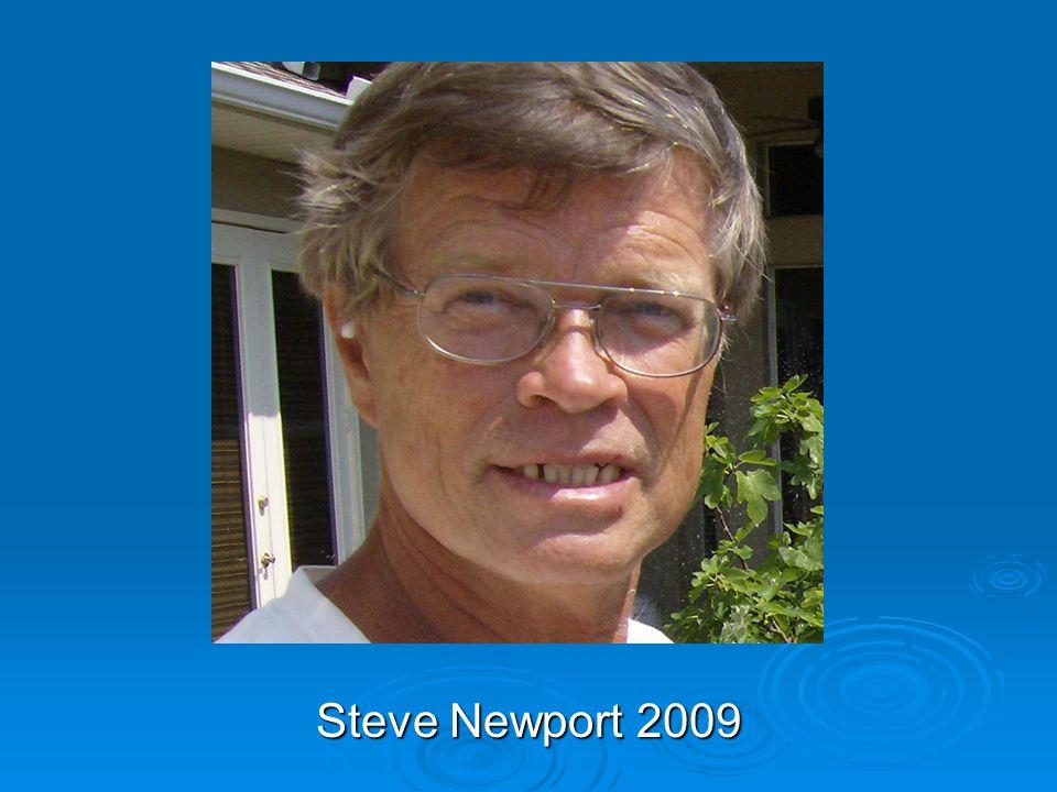 Steve Newport 2009