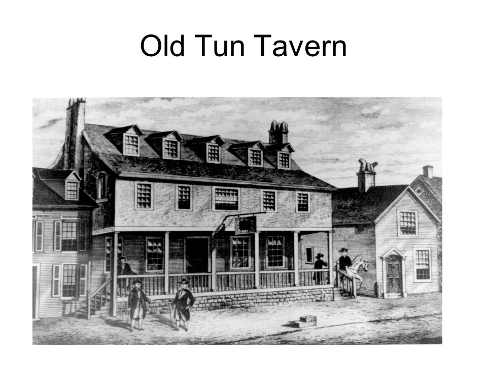 Old Tun Tavern