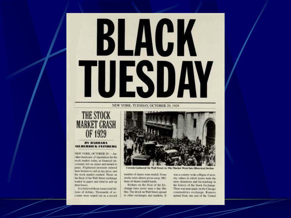 Black Tues., Oct.