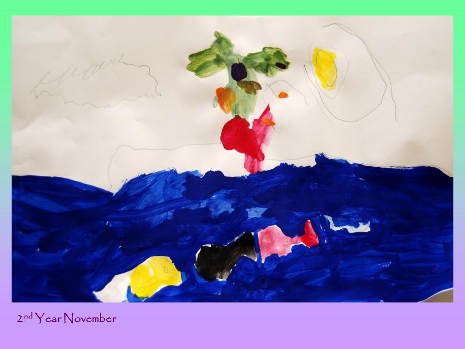 2 nd Year November