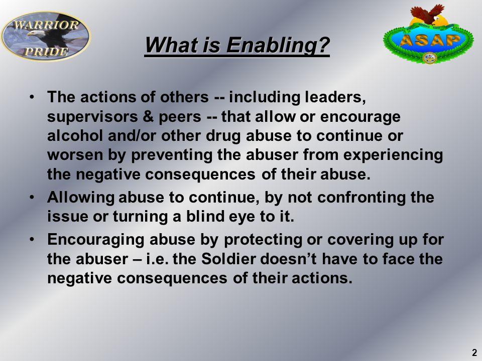 2 What is Enabling.