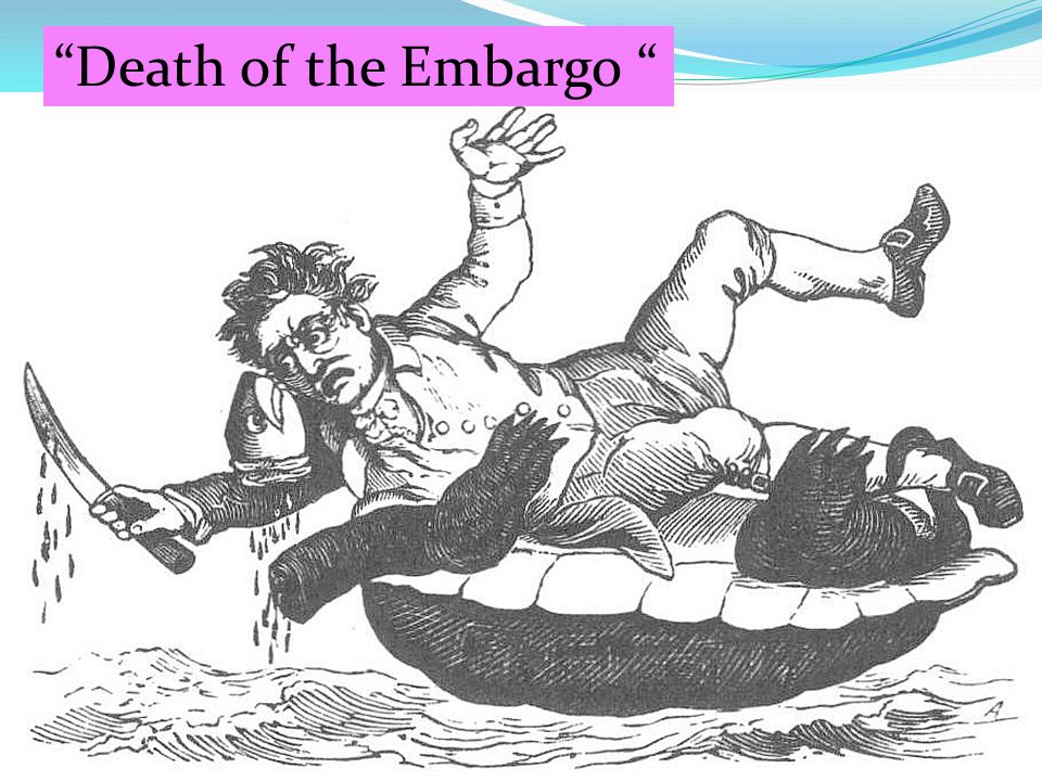 Death of the Embargo
